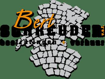 Bert Schreuder Bestratingen en Verhuur logo